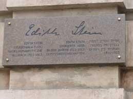 Gedenktafel an der Universität Breslau