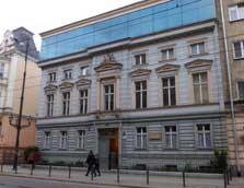 Sitz der polnischen Edith-Stein-Gesellschaft