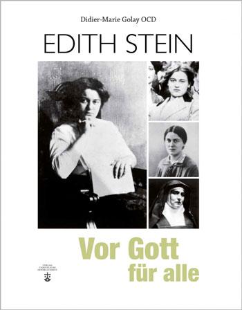 Cover · Edith Stein Buch · Vor Gott für alle