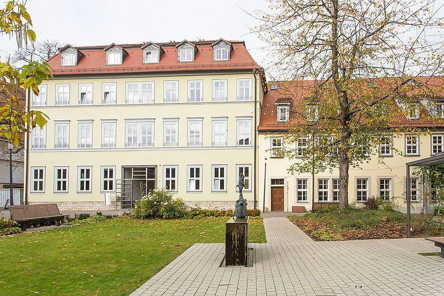 Aussenansicht: Bildungshaus St. Ursula | Erfurt